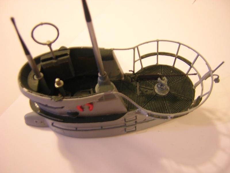 Revell 1:72 VIIC u-boat Dscn6126