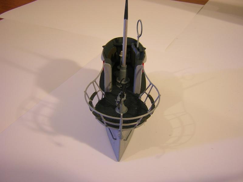 Revell 1:72 VIIC u-boat Dscn6127