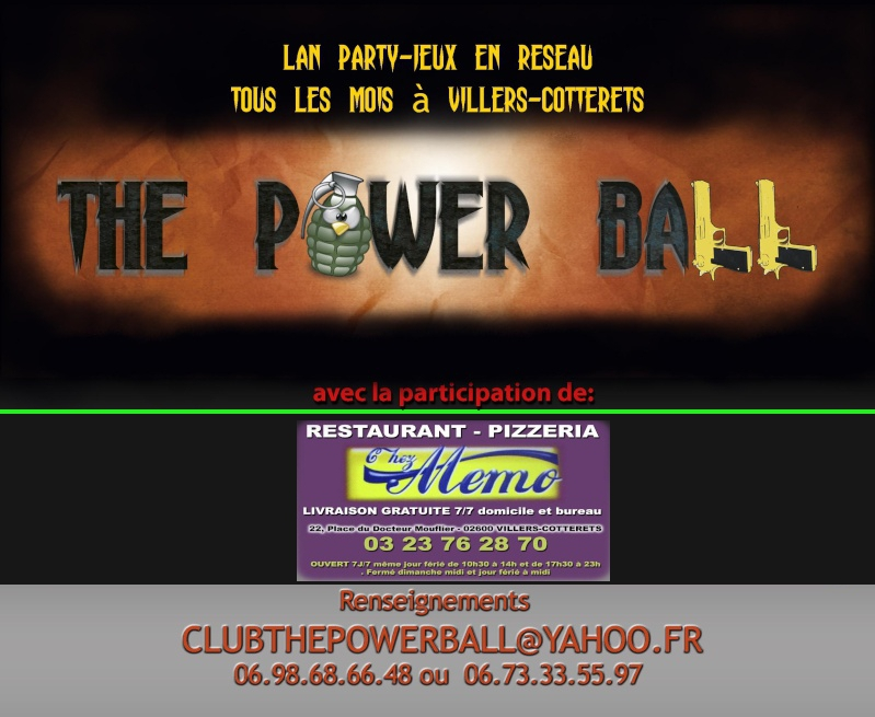 Forum The Power Ball & Games