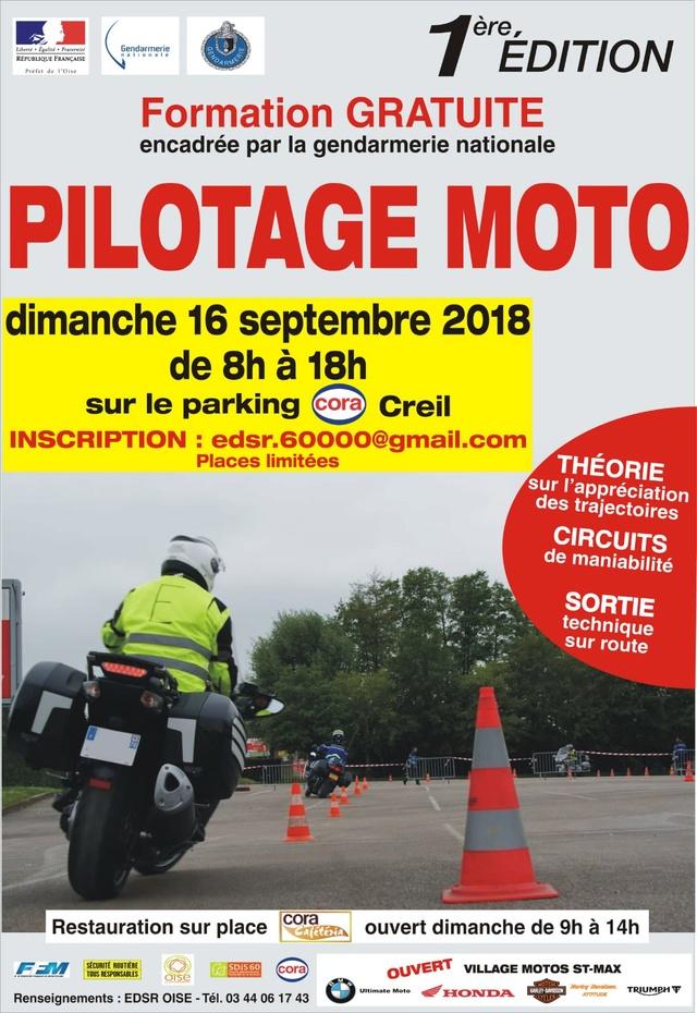 Formation gratuite de la Gendarmerie 16 Septembre Creil Whatsa11