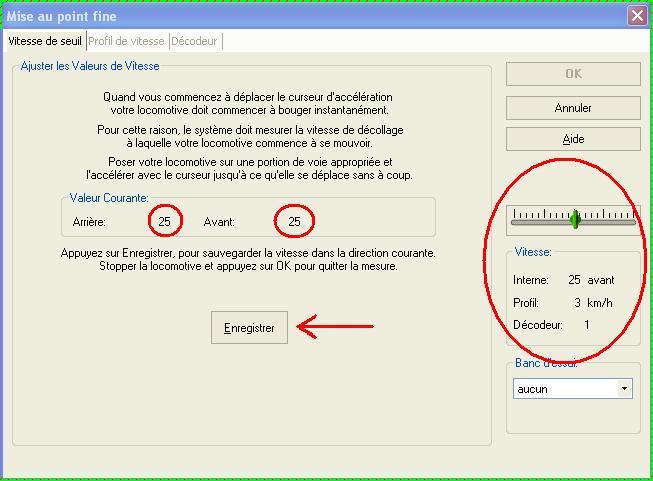 Réseaux HO digital Lenz assistance par ordinateur - Page 4 Vitess10
