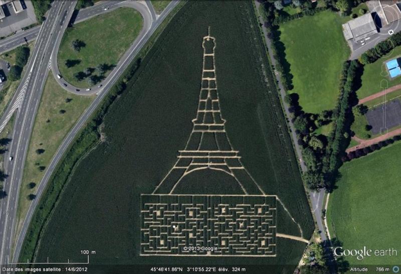 Les labyrinthes découverts dans Google Earth - Page 21 Lempde10