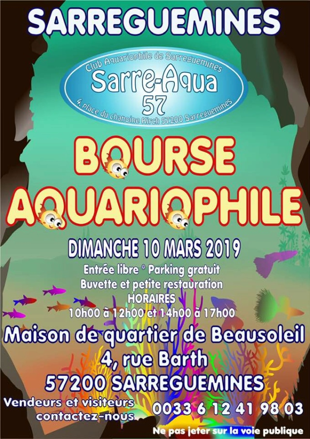 Bourse Sarreguemines (57) - 10 mars 2019 Sarreg10