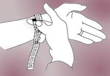 Bracelet Paracorde Poigne10
