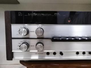 Luxman SQ 202 Vintage Amplifier Whatsa15