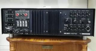 Luxman SQ 202 Vintage Amplifier Whatsa17