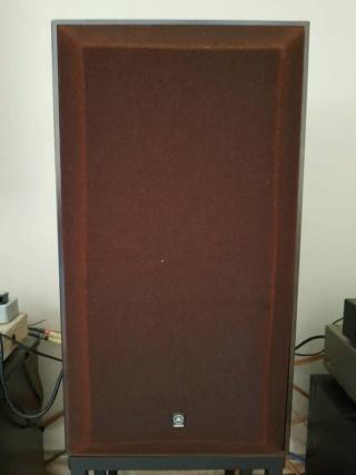 Vintage Yamaha NS 1000 EBony Supreme Speakers Beryllium (USED) Whatsa26