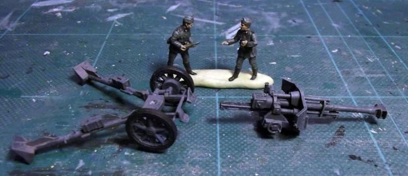 [Zwezda] Howitzer 105mm LeFH 18/18 Z_105_11