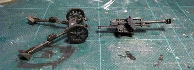 [Zwezda] Howitzer 105mm LeFH 18/18 Z_105_12