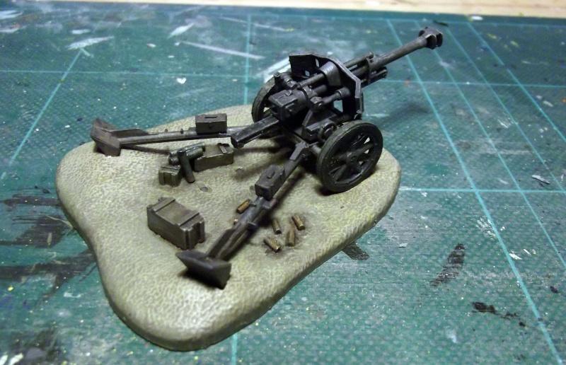 [Zwezda] Howitzer 105mm LeFH 18/18 Z_105_13