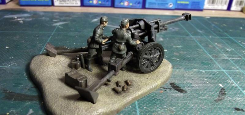 [Zwezda] Howitzer 105mm LeFH 18/18 Z_105_15