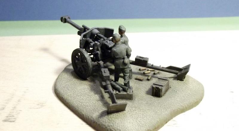 [Zwezda] Howitzer 105mm LeFH 18/18 Z_105_17