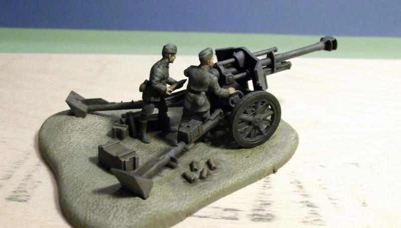 [Zwezda] Howitzer 105mm LeFH 18/18 Z_105_18