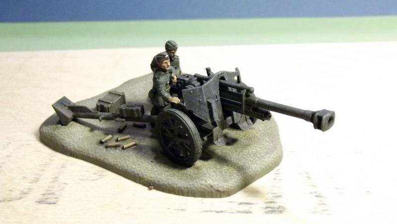 [Zwezda] Howitzer 105mm LeFH 18/18 Z_105_19