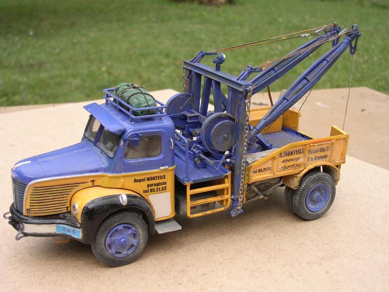 [ SCX10 Axial ] camion 1/10 eme  - Page 6 Dscn7810