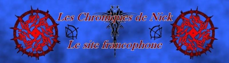 KENYON Sherrilyn - LES CHRONIQUES DE NICK -Tome 1: Infinité  Bannir11