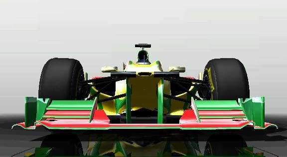 Pristatytas LRT Racing bolidas 311