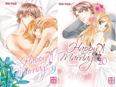 Shojo: Happy Marriage?! Tome 1 à 10 [Enjoji, Maki] Happy_11