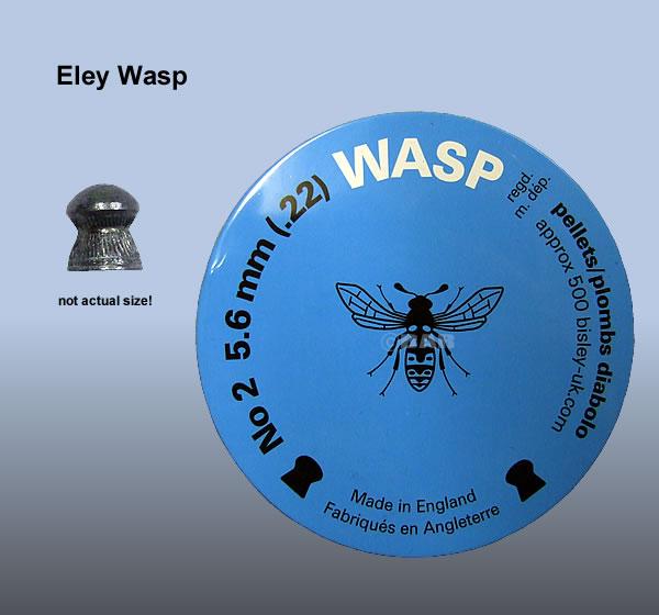 Plombs gros diametre en cal 0.22 Wasp6010