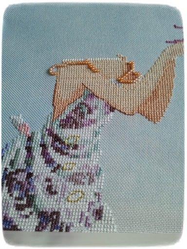Roses of provence sur une toile spéciale 00511