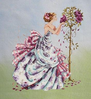 Roses of provence sur une toile spéciale 65179_10