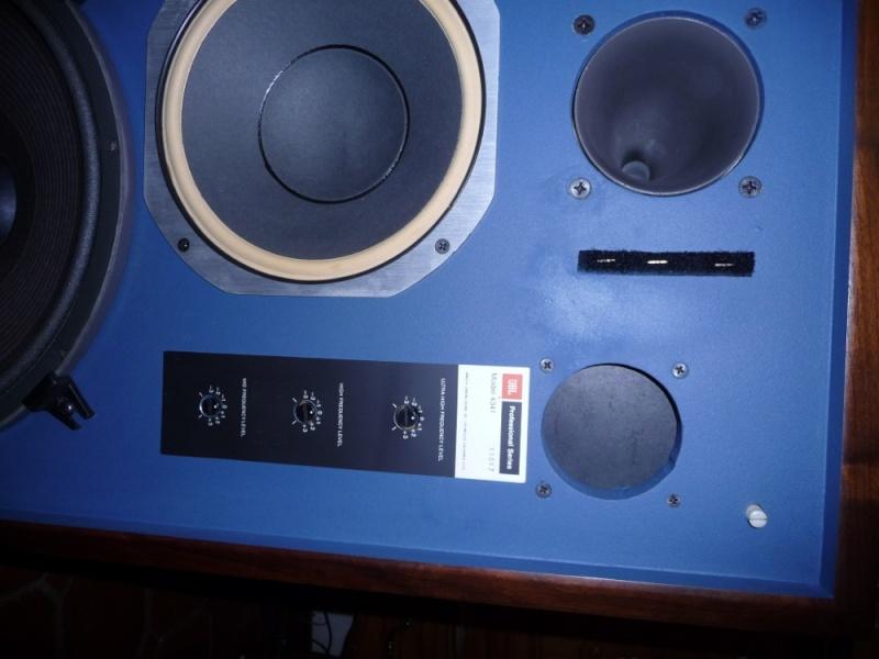ENFIN RECU MES JBL 4341  P1180812