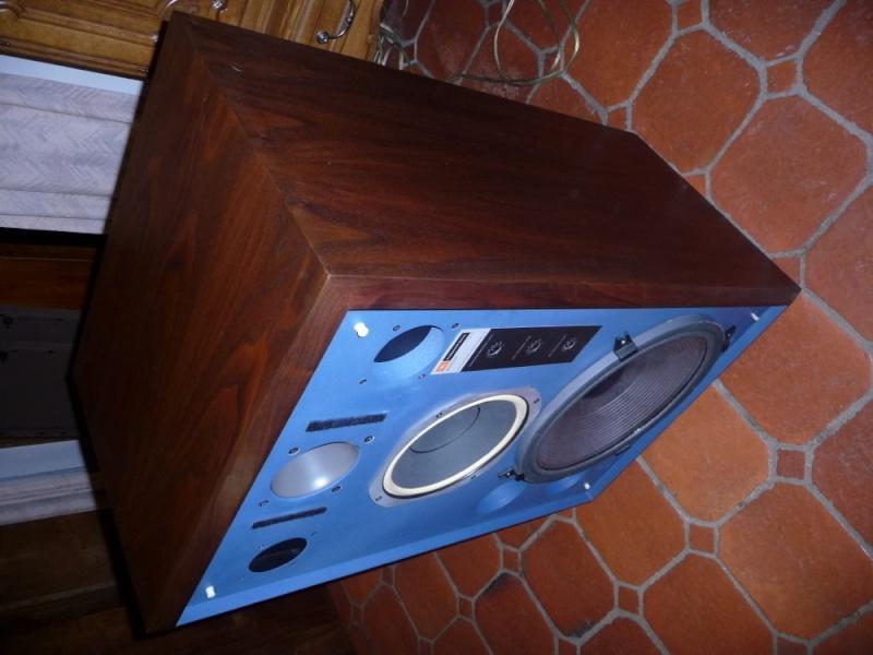 ENFIN RECU MES JBL 4341  P1180816