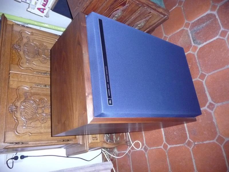 ENFIN RECU MES JBL 4341  P1180910