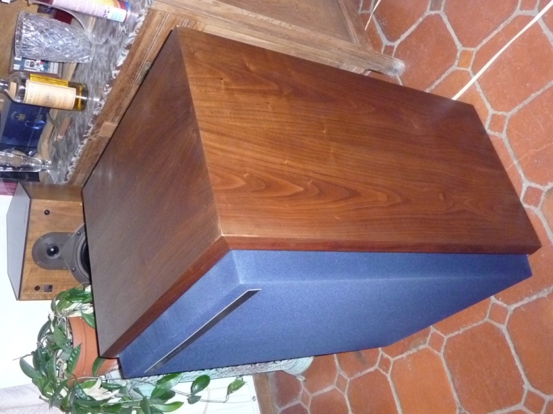 ENFIN RECU MES JBL 4341  P1180911