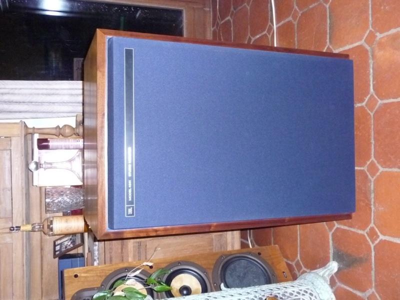 ENFIN RECU MES JBL 4341  P1180913