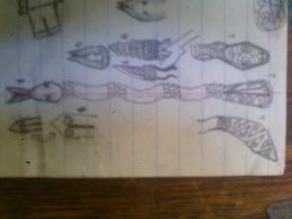 Maori Taiaha Snake_10