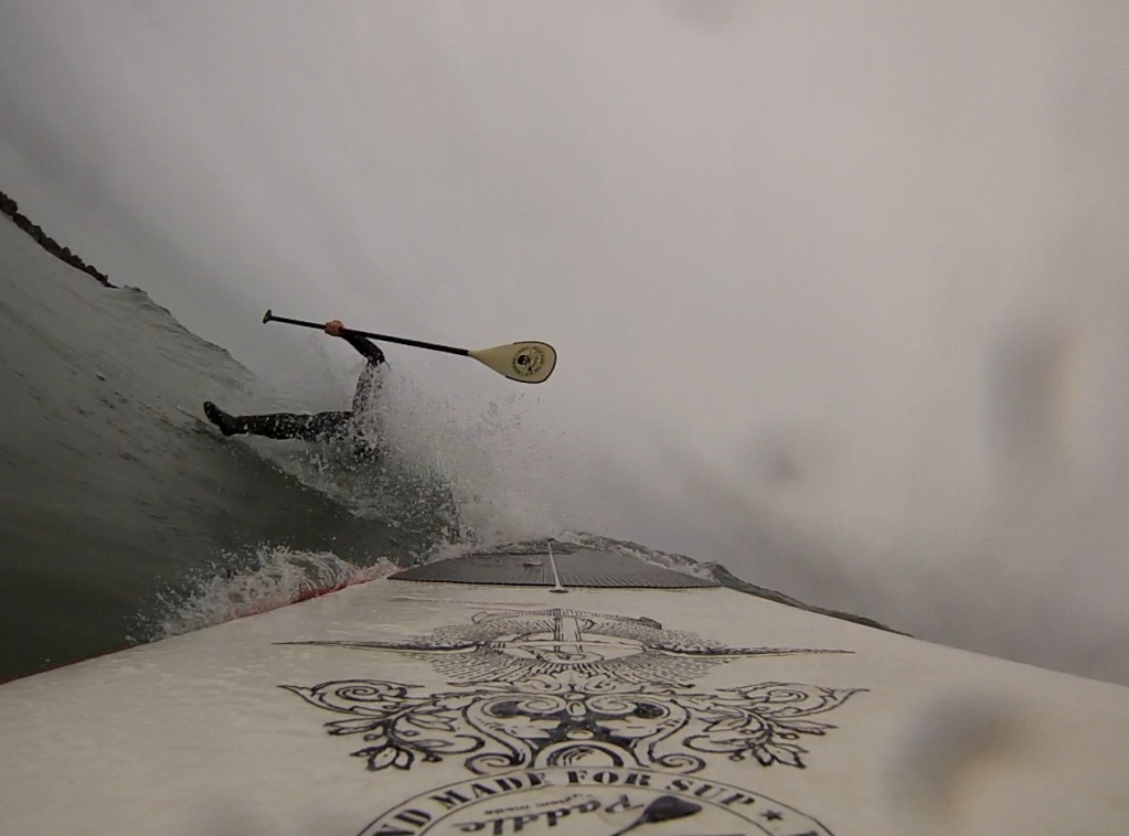 La chute ... wipe out ! Nb711