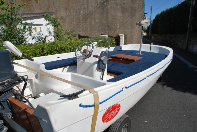Fun Yak 450 convertible bass boat/mer. Dsc_1316