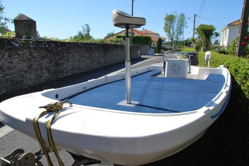 Fun Yak 450 convertible bass boat/mer. Dsc_1318