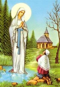 Notre Dame de Banneux, la Vierge des Pauvres Appari10