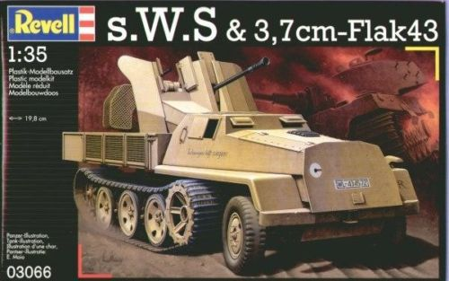 S.W.S. ( REVELL 03066 ) [ Montage en cours ]  Sws10