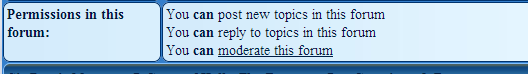 Welcome Moderators! Help210