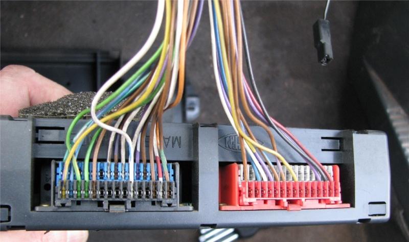 Câblages TDX 310