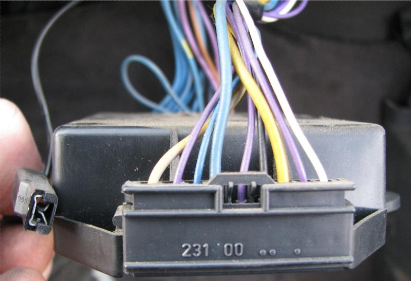 Câblages TDX 510