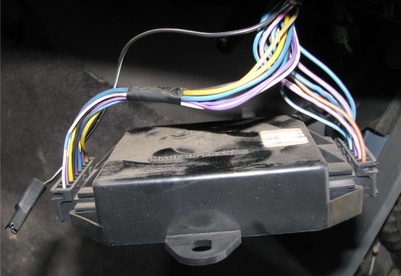 Câblages TDX 710