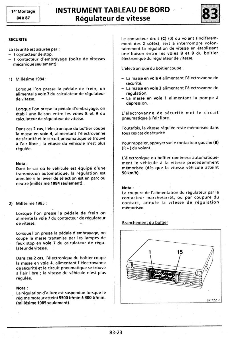 Câblages TDX 7_83-210