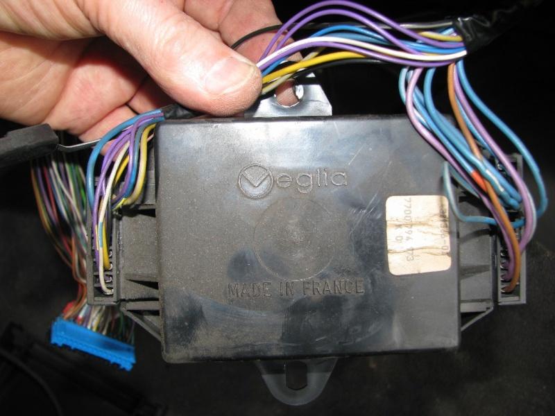 Câblages TDX 810
