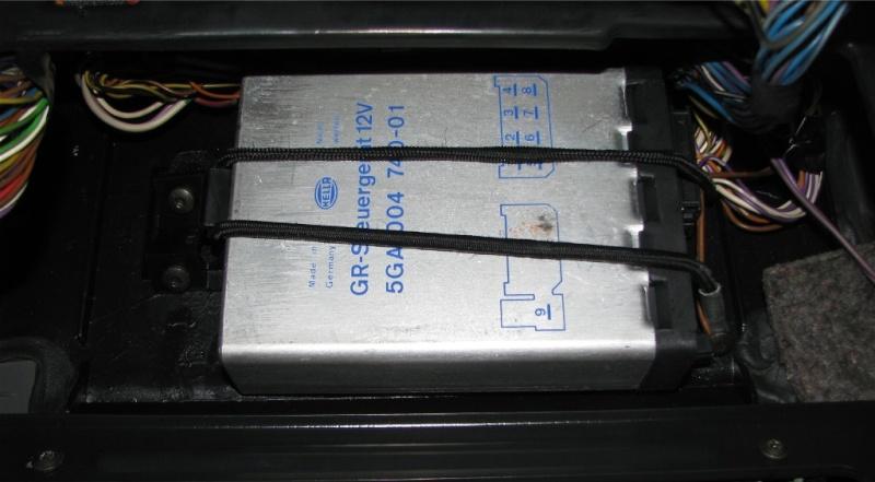 Câblages TDX 910