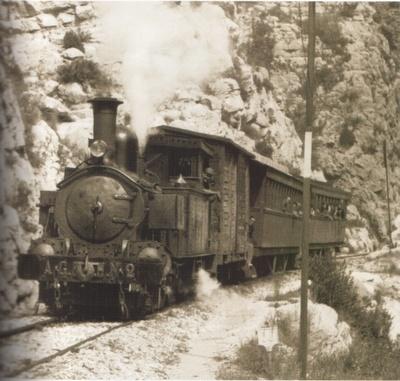 """Domingo 13 de Enero de 2012 """"La Gran Ruta de los Continentes"""" Un viaje lleno de aventura... Trenet10"""