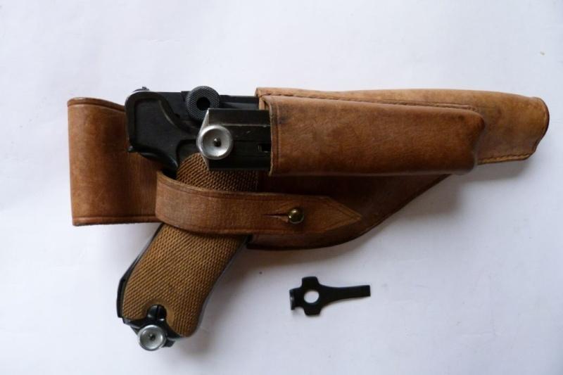 Luger produits par Mauser en 1945 & 1946 00111