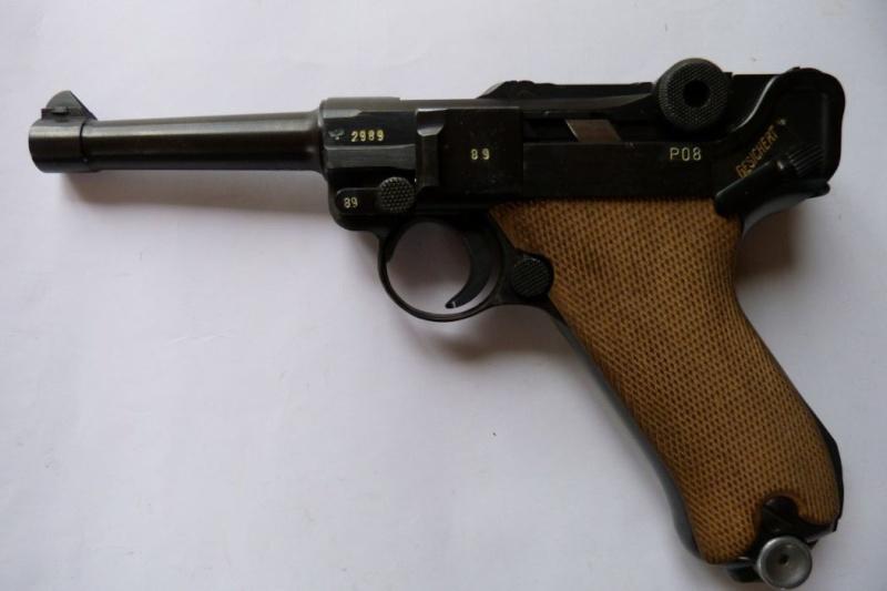 Luger produits par Mauser en 1945 & 1946 00211