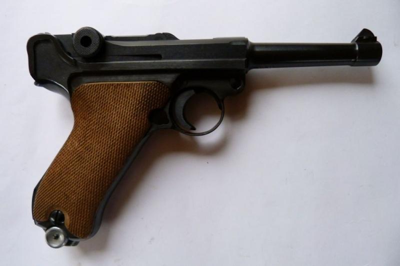 Luger produits par Mauser en 1945 & 1946 00310