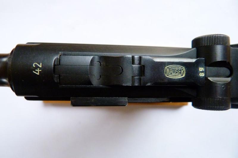 Luger produits par Mauser en 1945 & 1946 00411