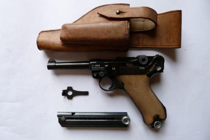 Luger produits par Mauser en 1945 & 1946 01010