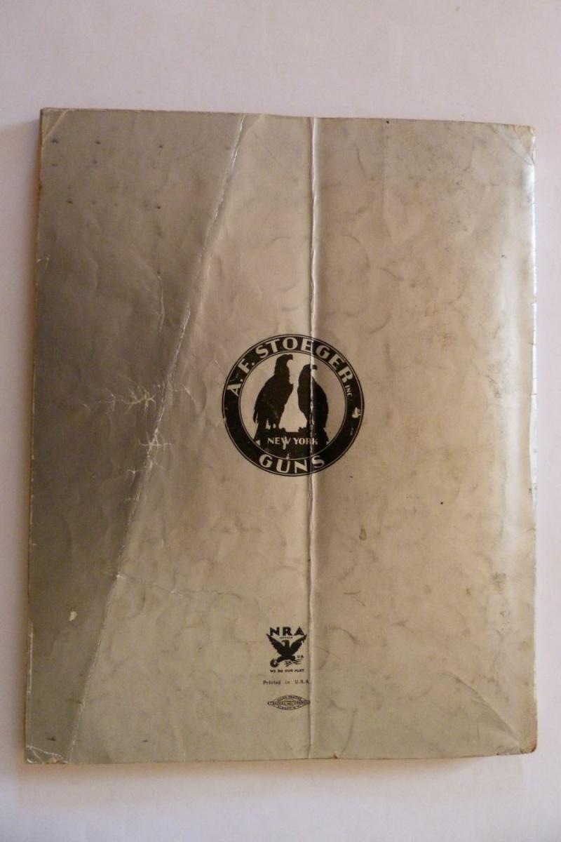 Le catalogue Stoeger, New York, année 1934 01710